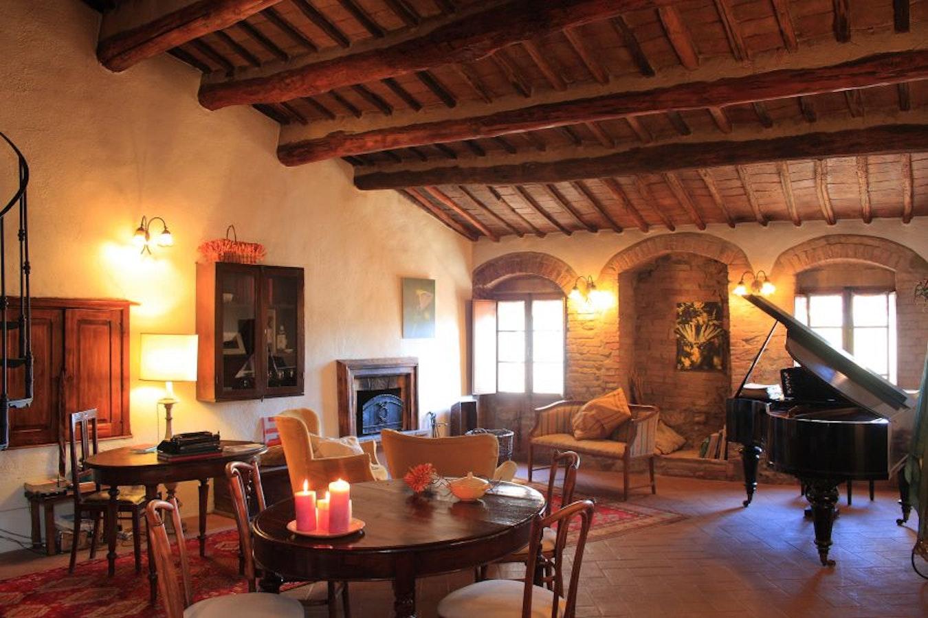 Locanda del Loggiato Bed & Breakfast Bagno Vignoni:B&B Val d\'Orcia ...