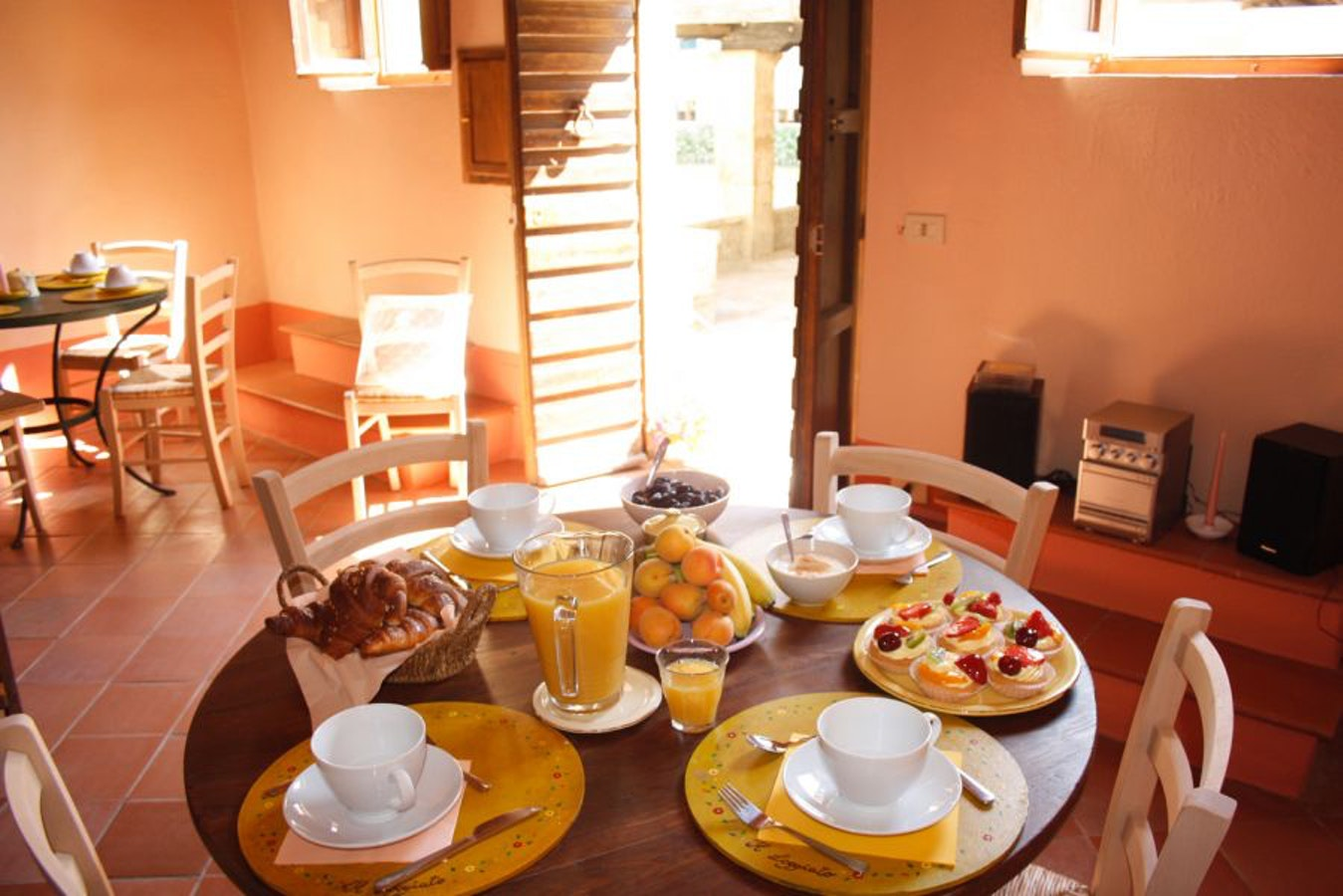 Locanda del loggiato bed breakfast bagno vignoni b b val - B b bagno vignoni ...
