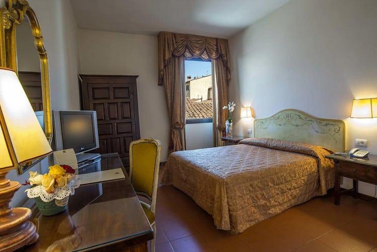 Hotel Machiavelli Palace - le camere sono dotate di accessori moderni, come la televisione a schermo piatto, wifi e ac