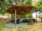 Enjoy the outdoor spaces at Macinella Sunflower Apartments