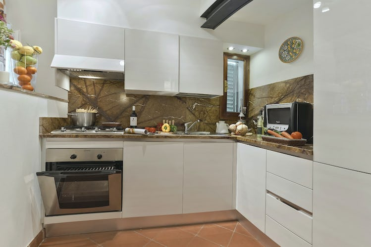 Marco DesignApartmentFlorence-Fully Equipped Kitchen