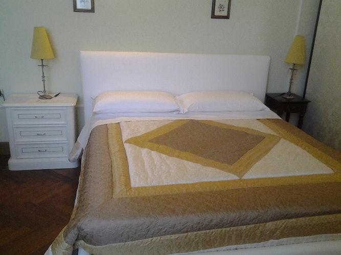 Marzia Apartment - Double bedroom