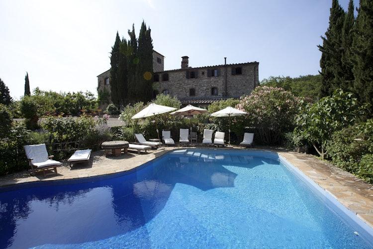 Nittardi - Villa nella Toscana