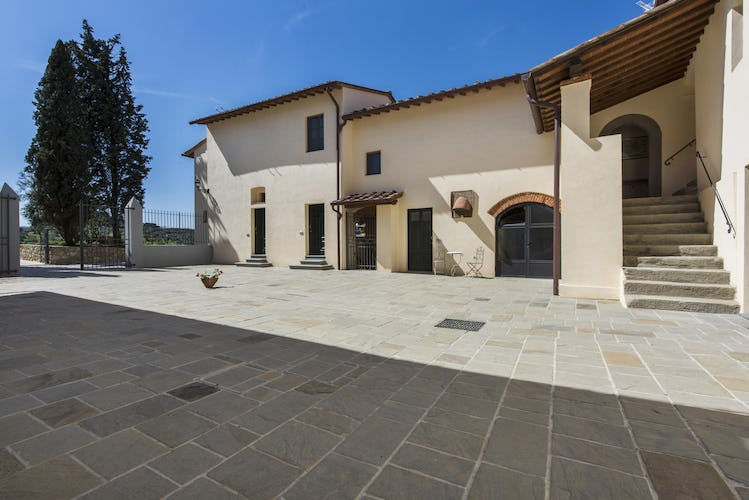 Olmofiorito Agriturismo: a studied restoration to preserve the history