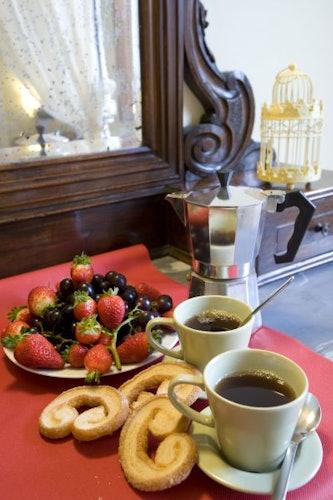 Colazione all' Appartamento Oltrarno Firenze