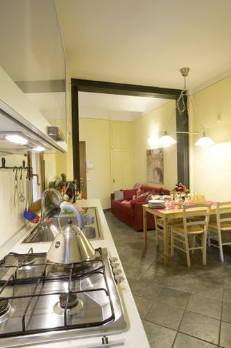Florence Center Apartment for Rent Oltrarno
