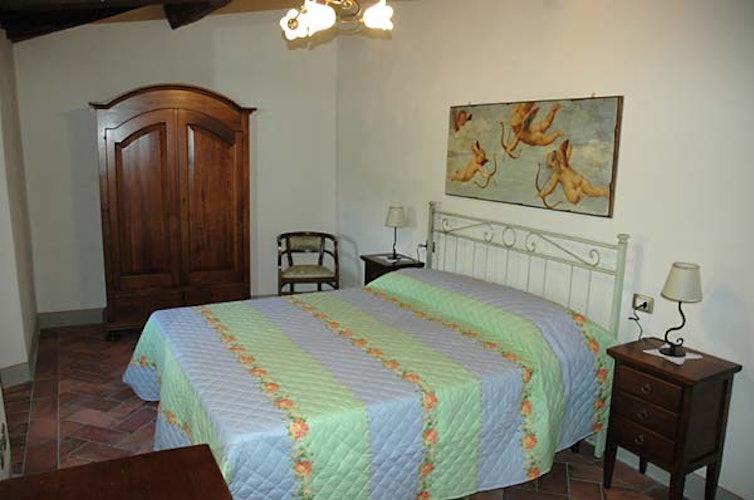 Camera in agriturismo Orticaia vicino Firenze