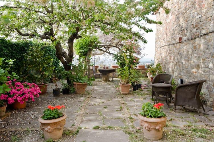 Accogliente Bed&Breakfast nel Chianti Palazzo Malaspina