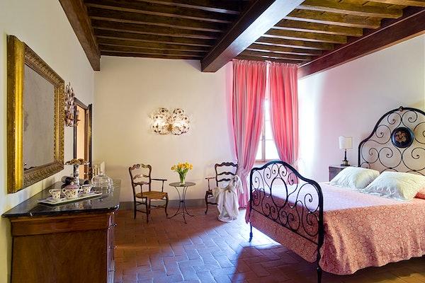Palazzo Malaspina - Camera Romantica