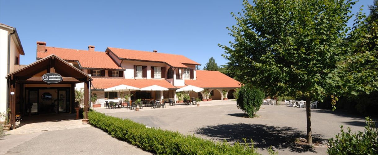 Park Hotel Spa & Resort - Entrata