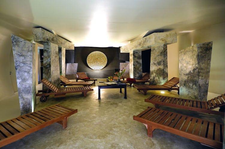 La spa è stata ristrutturata e dotata dei più moderni comfort