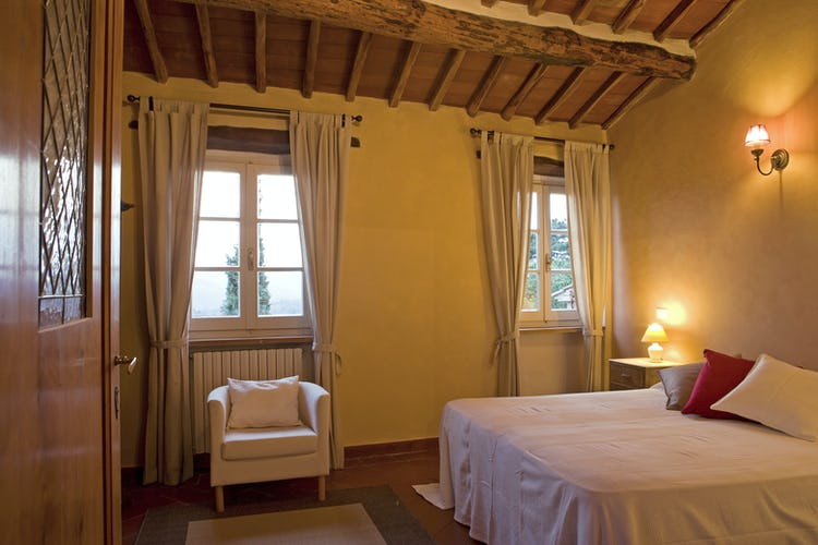 Agriturismo Podere Argena: Perfect climate for holidays