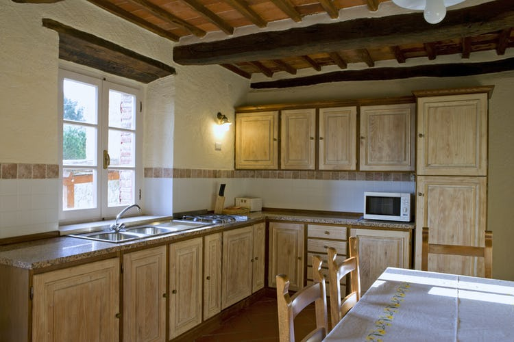Agriturismo Podere Argena: Self catering Apartments