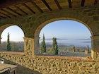 Agriturismo Podere Argena: Panorami incantevoli