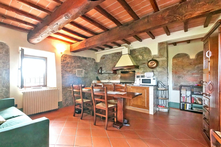 Podere Casarotta: Fully equipped kitchens