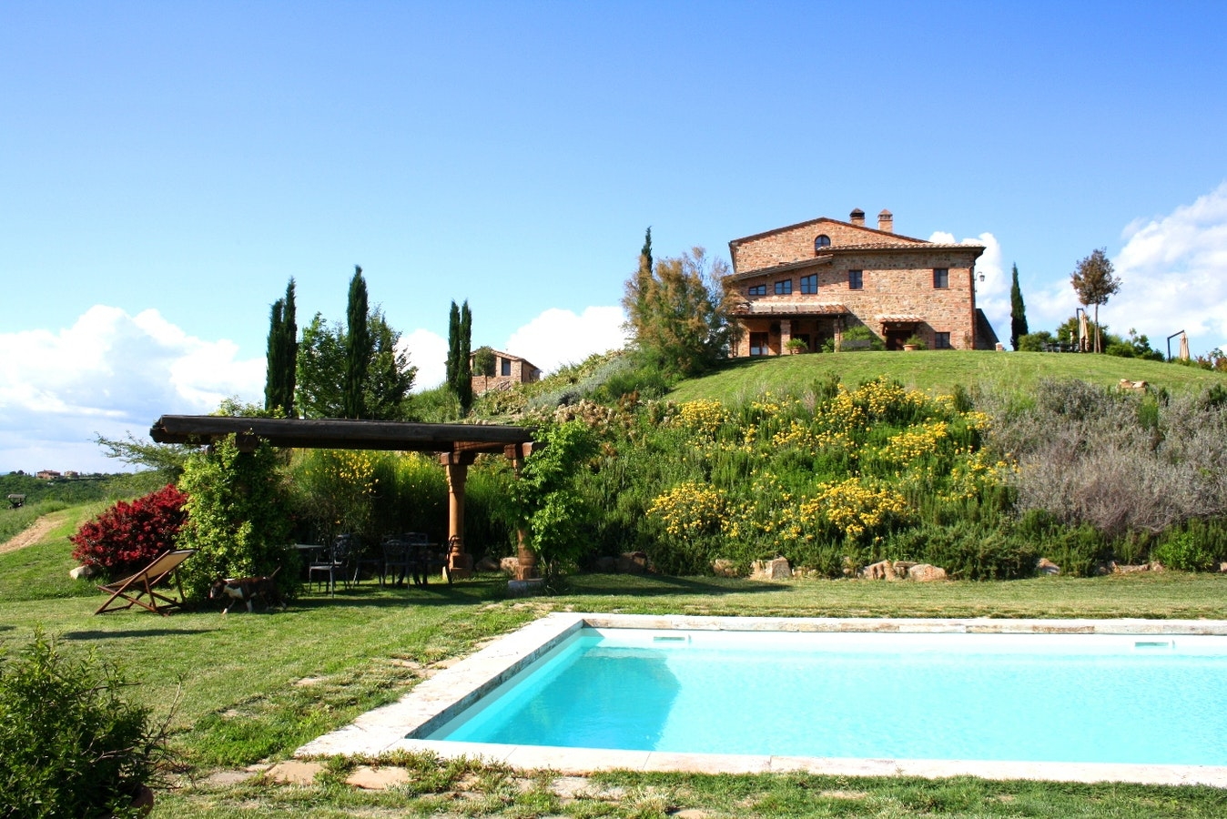 Podere Matrimonio Toscana : Podere cunina agriturismo buonconvento vicino siena