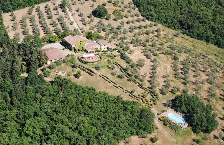 Podere Patrignone - Vista Panoramica