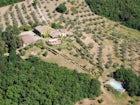Podere Patrignone - Aerial View