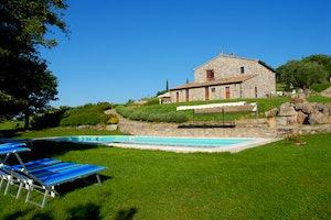 Podere Pietreta - Tuscan Farmhouse & Pool