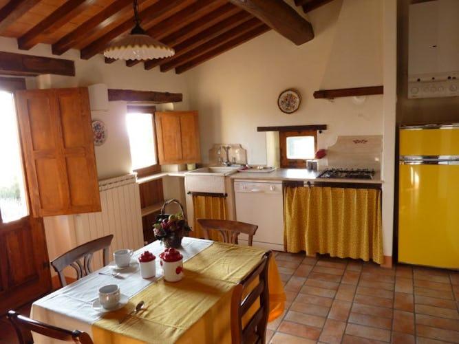 Gli appartamenti sono dotati di cucine completamente attrezzate