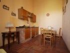 Podere Raffaello - L'angolo della cucina in muratura