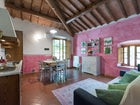 Podere Torricella - Kitchen & Living room