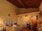 Double Room Poggio al Sole Tuscany Farmhouse