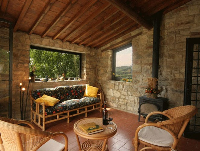 Country Tuscany Accommodation at Poggio al Sole
