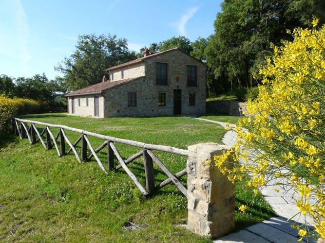 Villa Capriolo Poggio Cennina