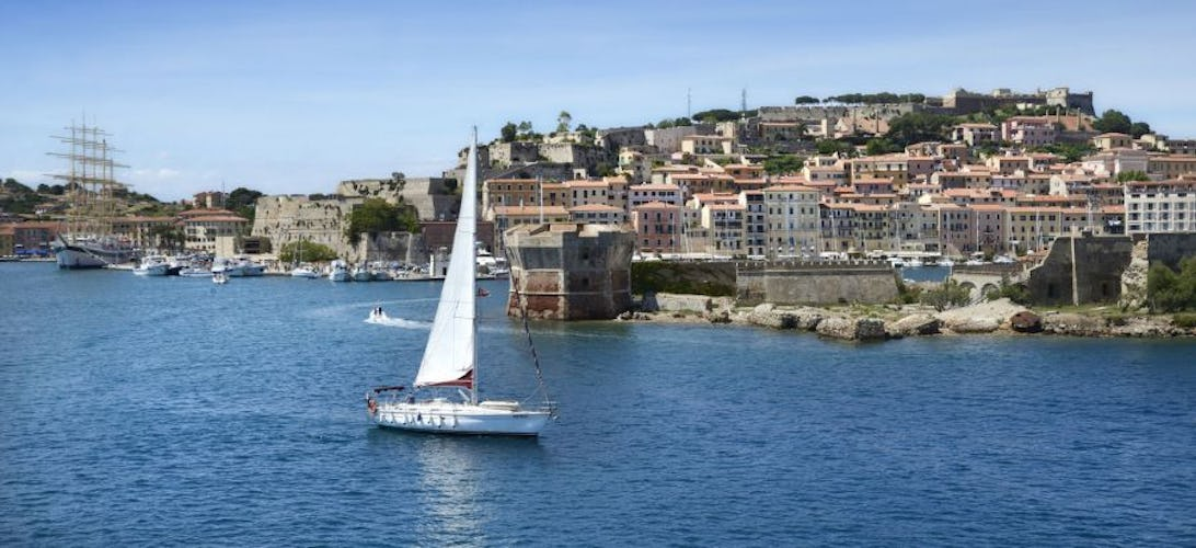 Enjoy the treasures of Elba Island; the blue waters & green hills