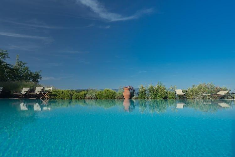Residence Il Gavillaccio - la piscina è esclusiva degli ospiti della struttura