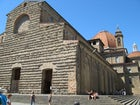 La Basilica San Lorenzo, ben visibile dagli appartamenti del residence