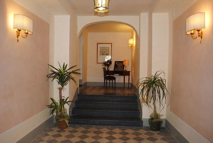 Hall Palazzo La Medicea