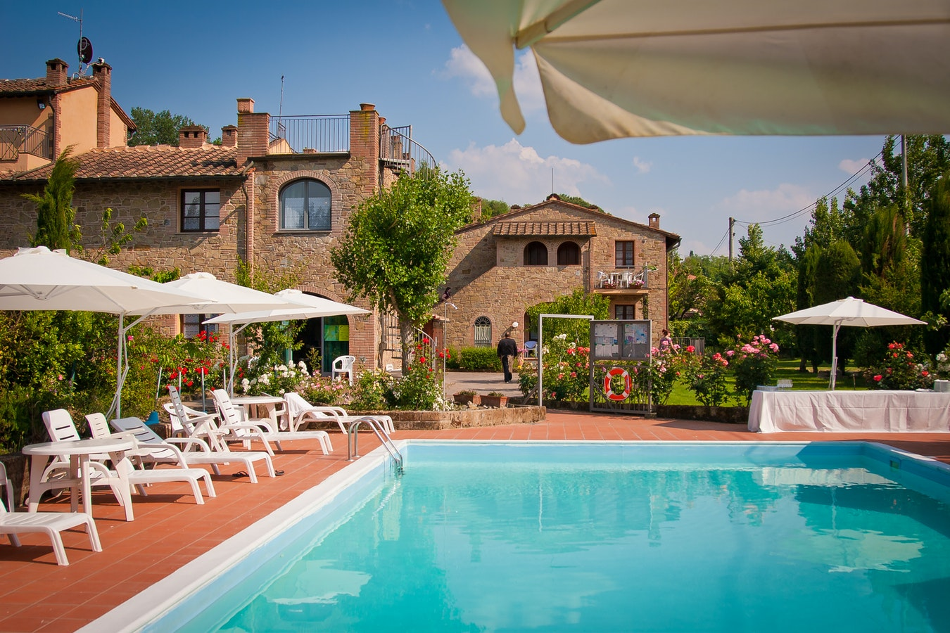 Residence Santa Maria Montaione Agriturismo Con