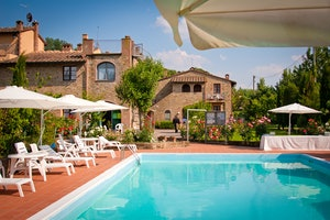 Residence Santa Maria - Piscina & Villa
