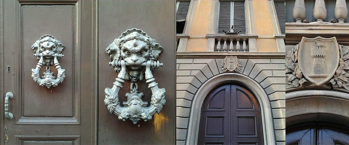 Residenza D'Epoca Toscanelli - Front Entrance