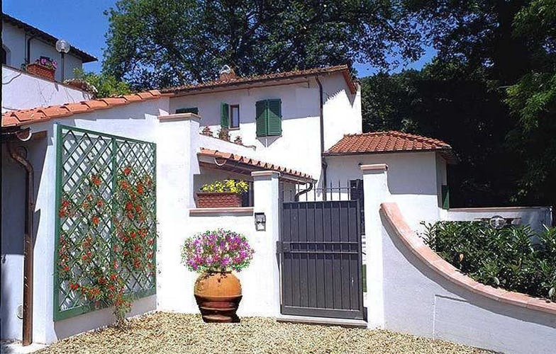 Residenza Le Sante Marie - Entrata