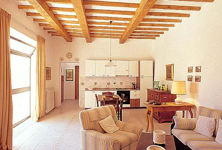 Chianti near Florence Apartments Rental