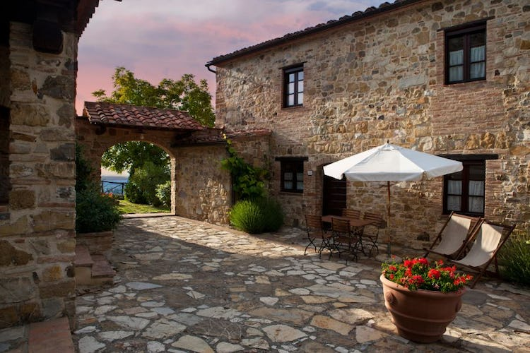 Chianti Stone House Apartment