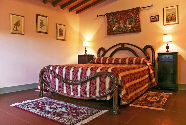 Sant Andrea Cellole - Spacious bedrooms