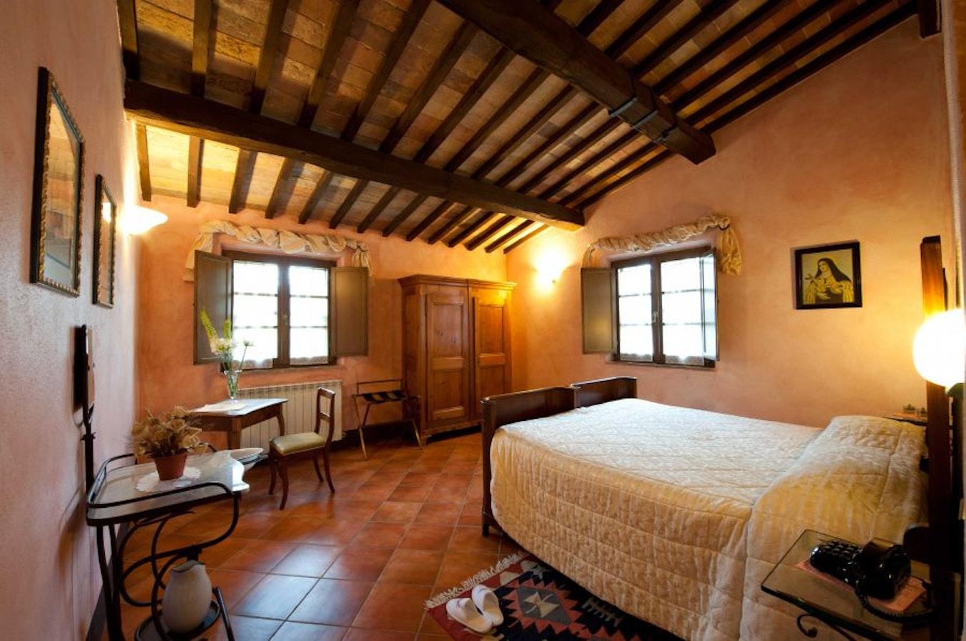 Sarna residence san quirico d 39 orcia appartamenti vicino siena toscana - Distanza da siena a bagno vignoni ...