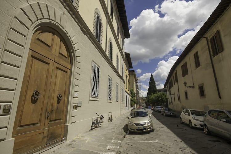 Serena DesignApartmentFlorence - Elegante palazzo a Firenze