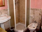 All rooms have private en suite bathroom with shower, WC and bidet