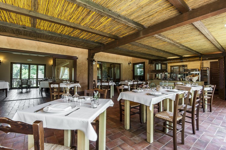 Tenuta Agricola dell'Uccellina: Delicious meals from quality ingredients