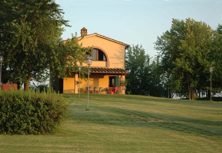 Casa Rossa Private Pool Chianti Tuscany