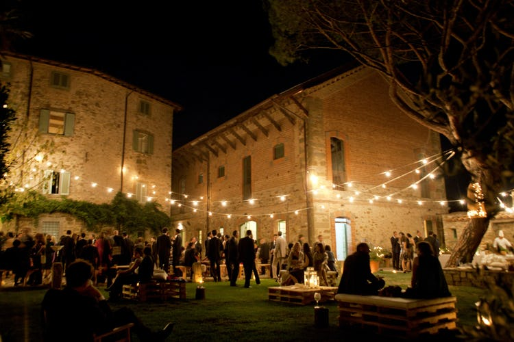 Terzo di Danciano: Wedding destination