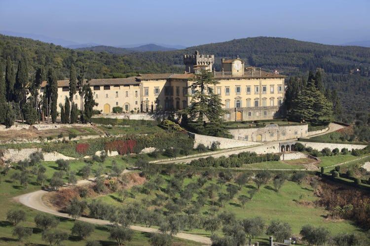 Torre a Cona - Villa in Toscana
