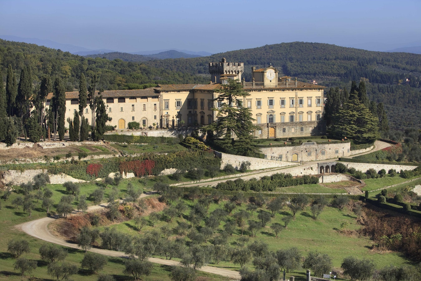 Hotels In Tuscany Near Florence