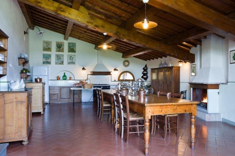 Giardino apartment kitchen