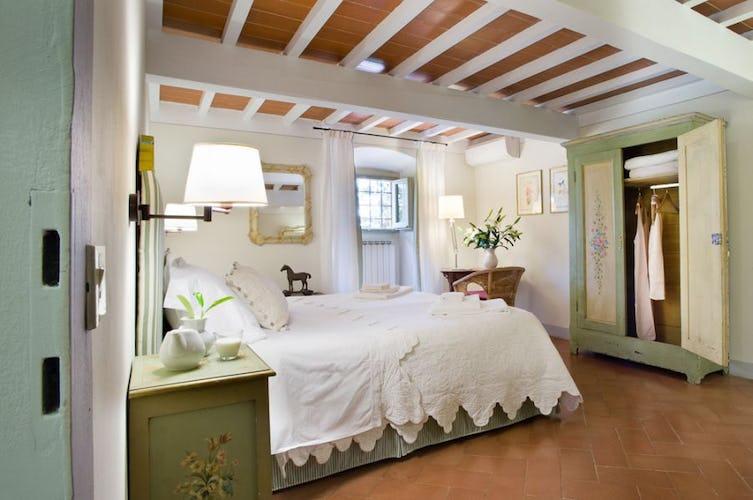 Bedroom apartment Piccolo Torre a Cona